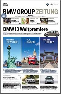 Bmw Zeitung