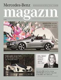 daimler ag präsentiert neues mercedes-benz magazin