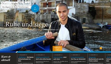 Basler Versicherungen Macht Nummersicher Zum Online Magazin