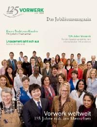 Vorwerk Hameln vorwerk feiert jubiläum mit einem corporate book und einem
